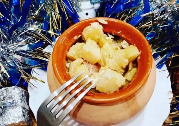 Жаркое со свининой и айвой к новогоднему столу - пошаговый ...