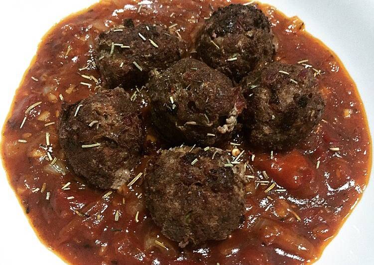 Homemade Meatballs with Bolognese Sauce, Discover The Truth Regarding Superfoods