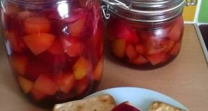 Vickys Autumn Pickled Plums GF DF EF SF NF