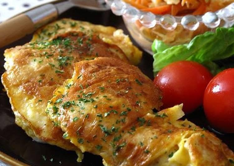 Chicken Piccata Consomme Flavor