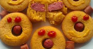 Vickys Corndog Muffins GF DF EF SF NF