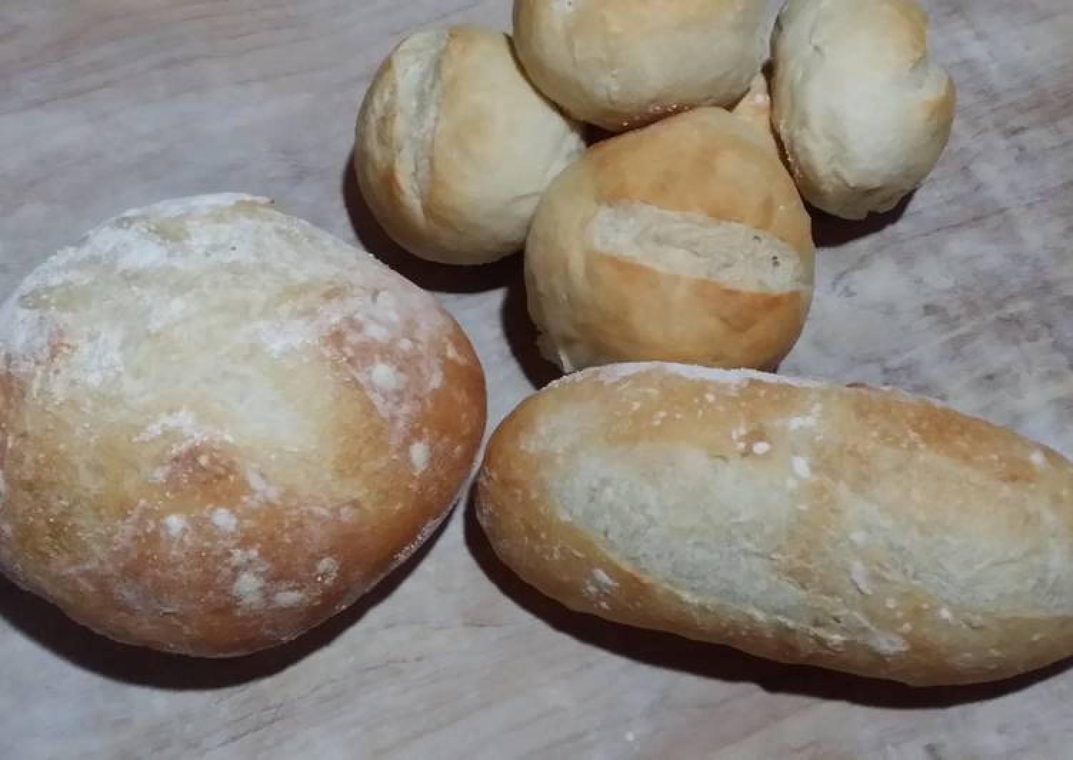 Iz's Vegan Easy French Bread