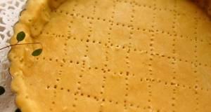 Basic Pte Sucre Tart Crust