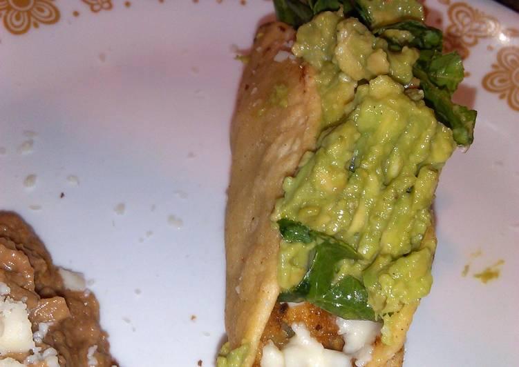 tofu potato tacos!!!! vegetarians bff