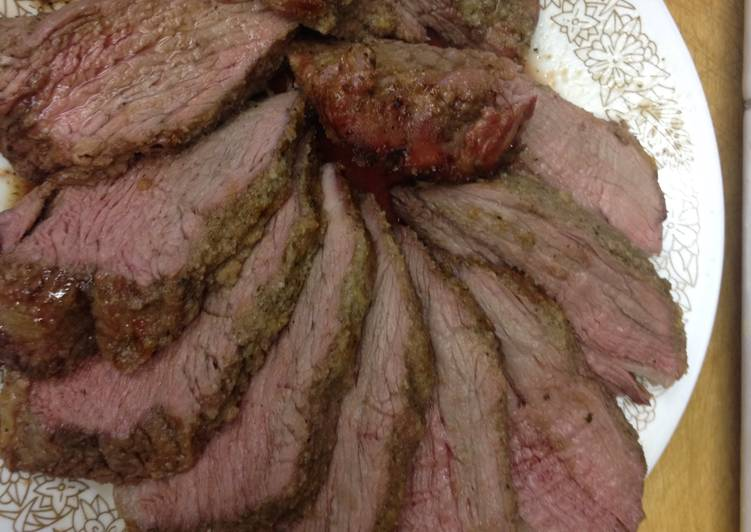 Easiest Tri-tip Roast