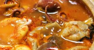 Sundubu Jjigae Korean Soft Tofu Stew