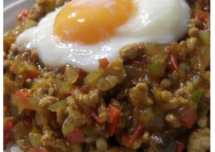 Recipe of Super Quick Homemade Keema Curry