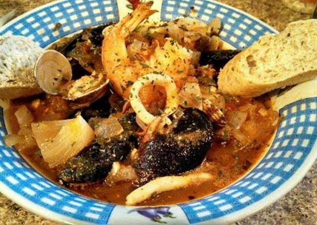 Easy Cioppino
