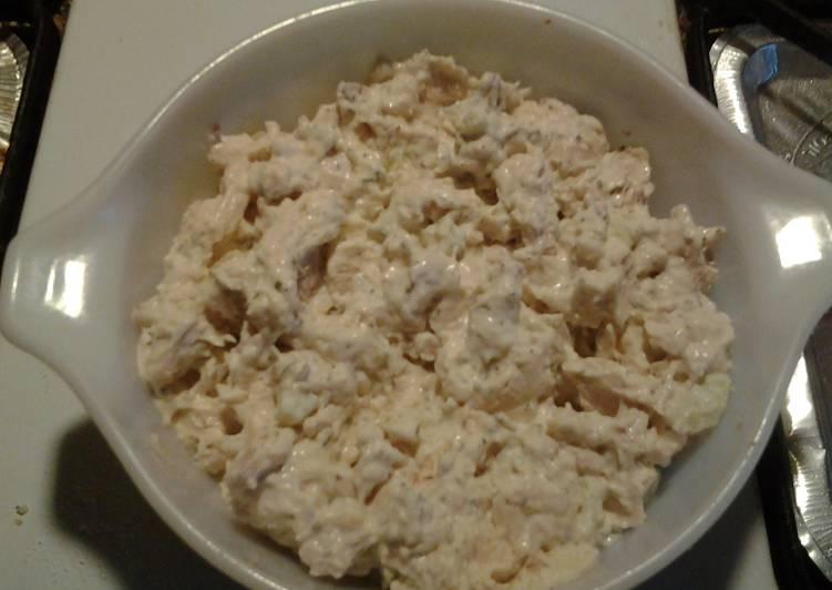Deli Style ( NY) Chicken Salad