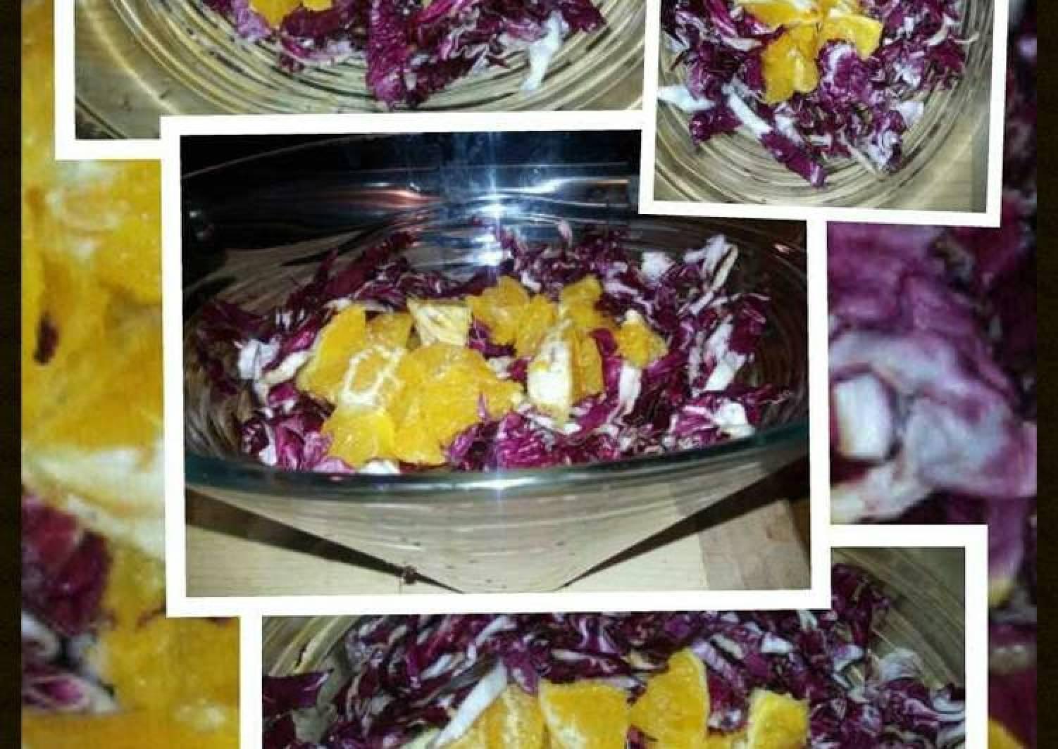 AMIEs ORANGE & RADICCHIO Salad