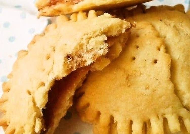 Jam Pie with Easy Pie Crust