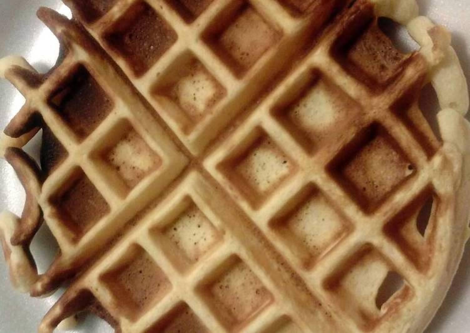 Best-Ever Belgian Waffle