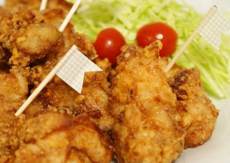 Shii-chans Fried Chicken Karaage
