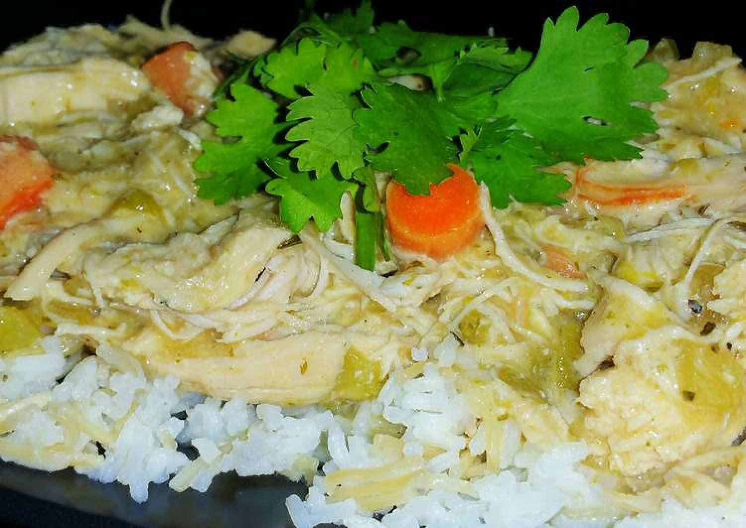 Mike's Green Chilie Chicken Sauce