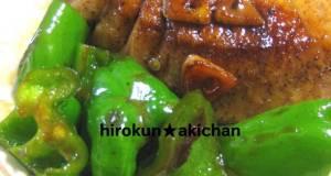 Grilled Medium Fatty Tuna with Black Pepper