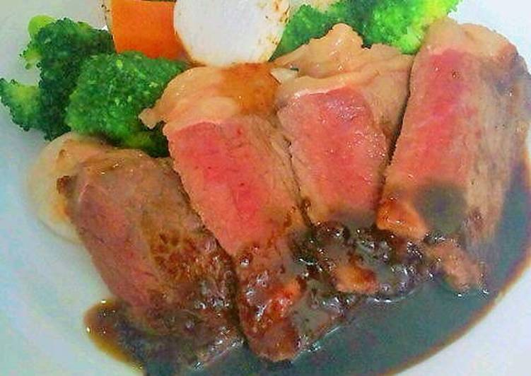 Beef Steak with the Perfect Sauce, Discover The Facts Regarding Superfoods