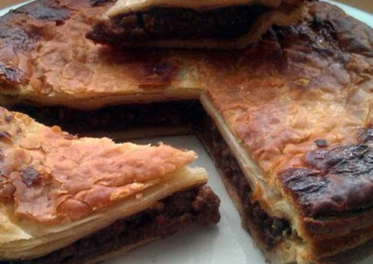 Vickys Puff Pastry, GF DF EF SF NF