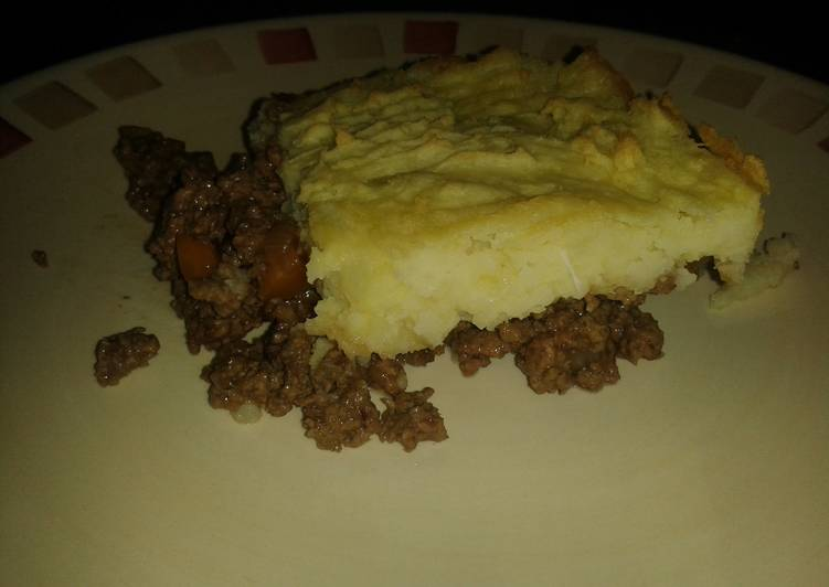 Another cottage pie