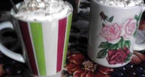 3 Minute Hot Cocoa Mug Cake