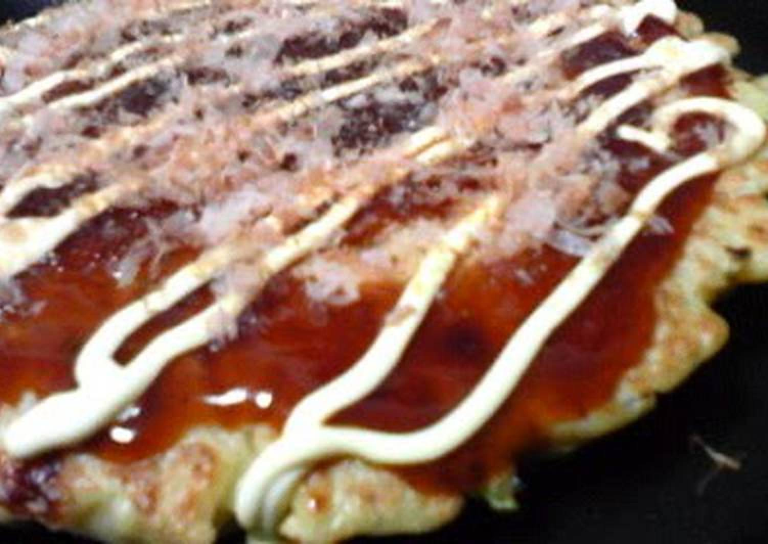 Easy to Make at Home Okonomiyaki