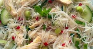 Vickys Minty Cool As A Cucumber Noodle Salad GF DF EF SF NF