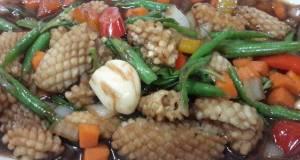 Kanyas Squids and Beans