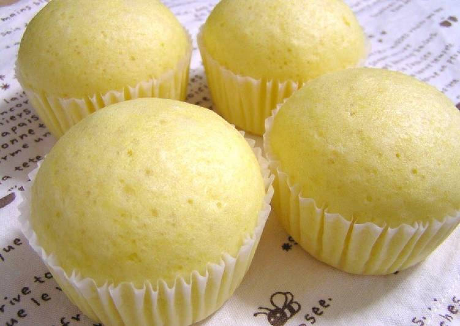Easy and Fluffy Steamed Cream Cheese Buns