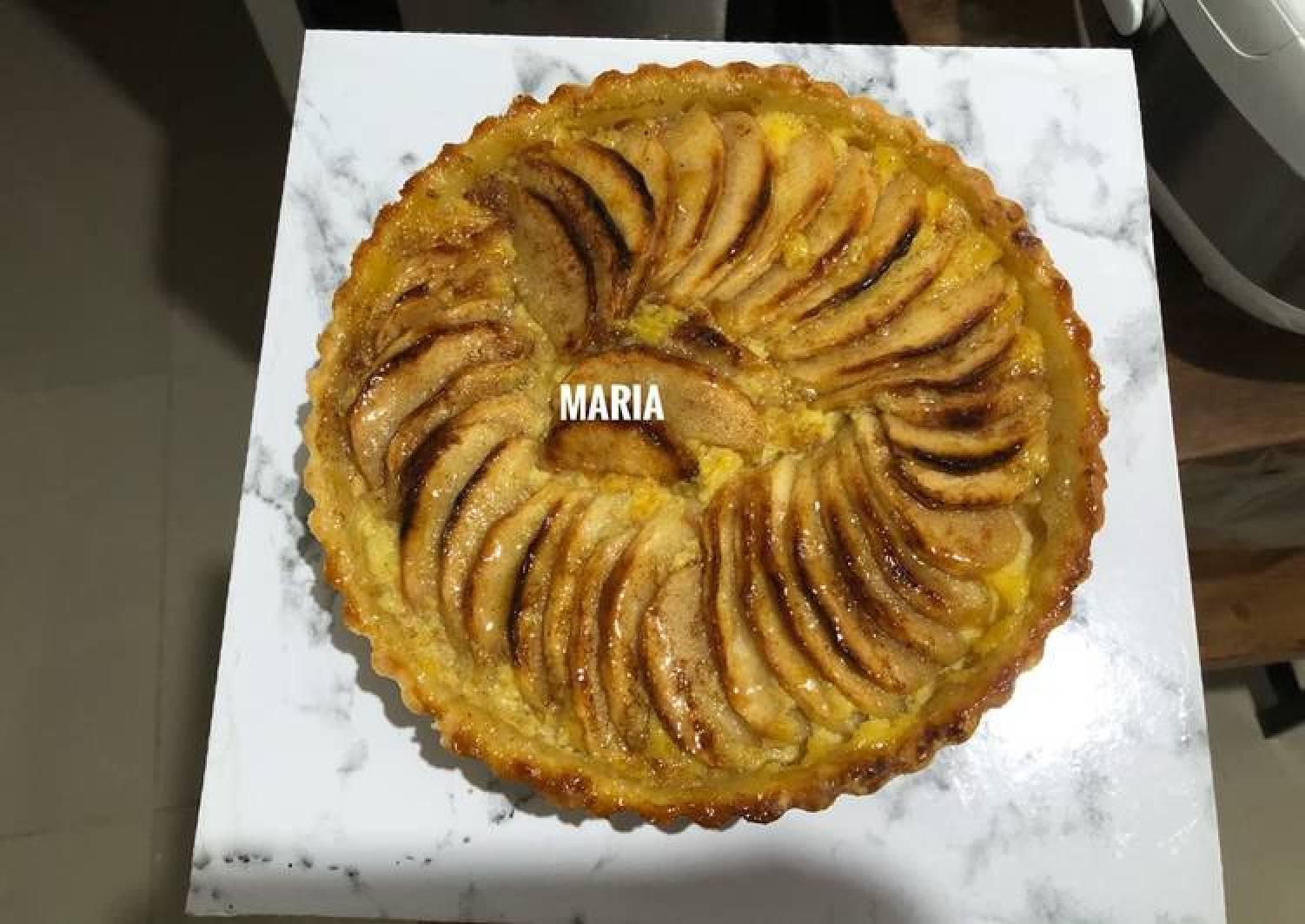 Resep Apple Pie French Apple Tart Enak Banget Resep Terbaik Viral