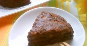 Macrobiotic Cocoa Banana Cake