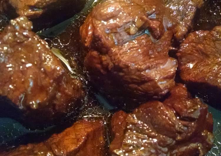 Asian sweet ribs