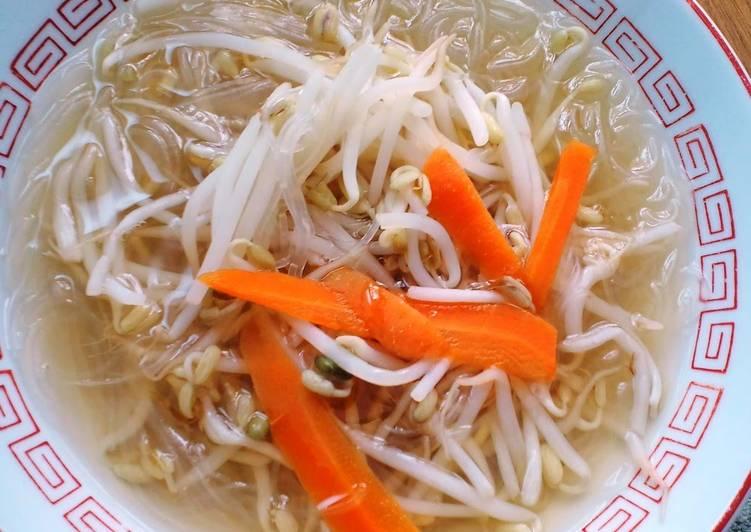 Harusame Glass Noodle Ramen