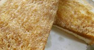 Sugar and Soy Sauce Toast