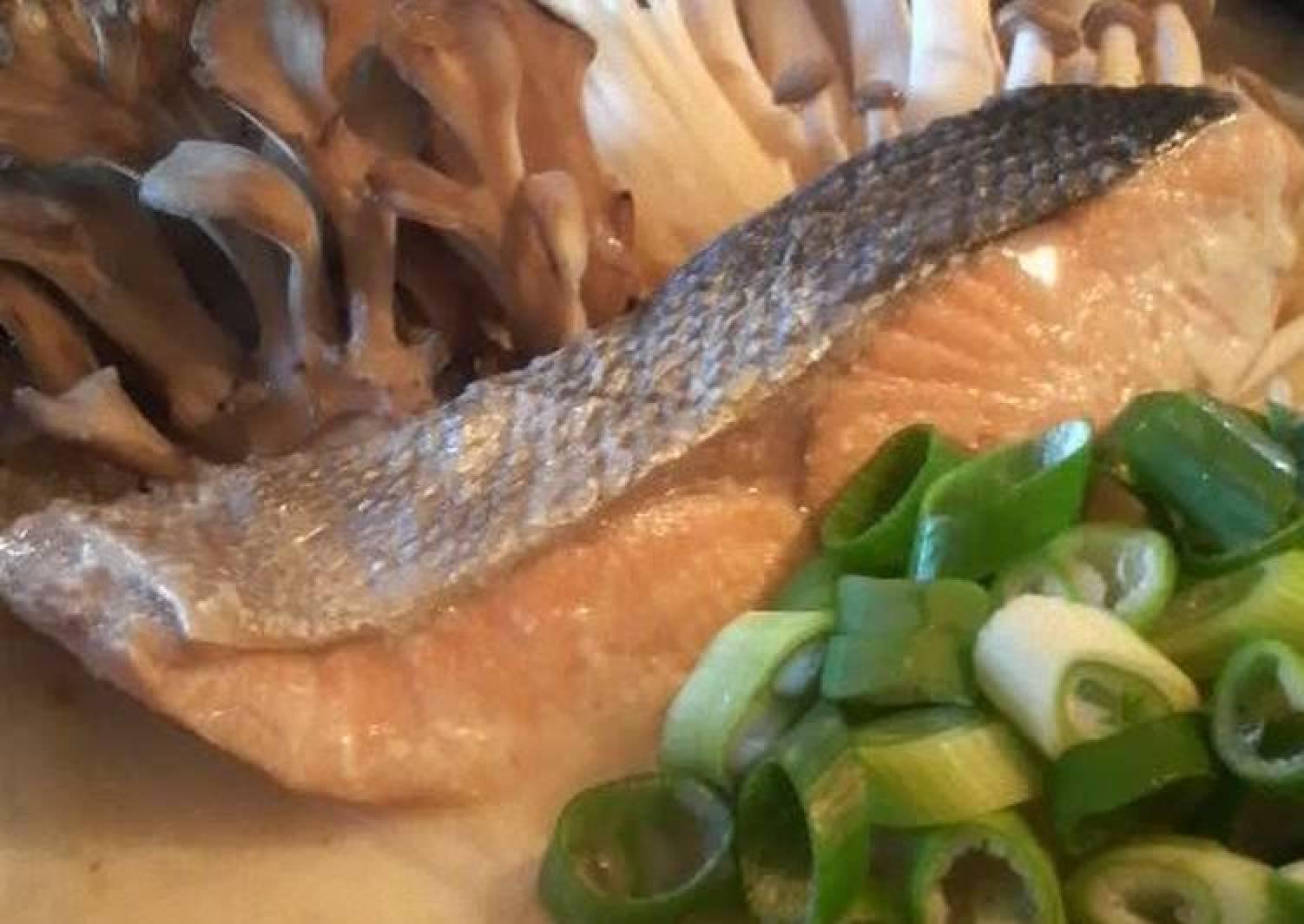 Stew for Dieters with Maitake Mushrooms, Agar Agar and Soy Milk