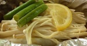 Easy Foil Baked Haddock
