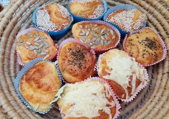 Rezept Um Jamie Oliver Low Carb Brötchen zuzubereiten