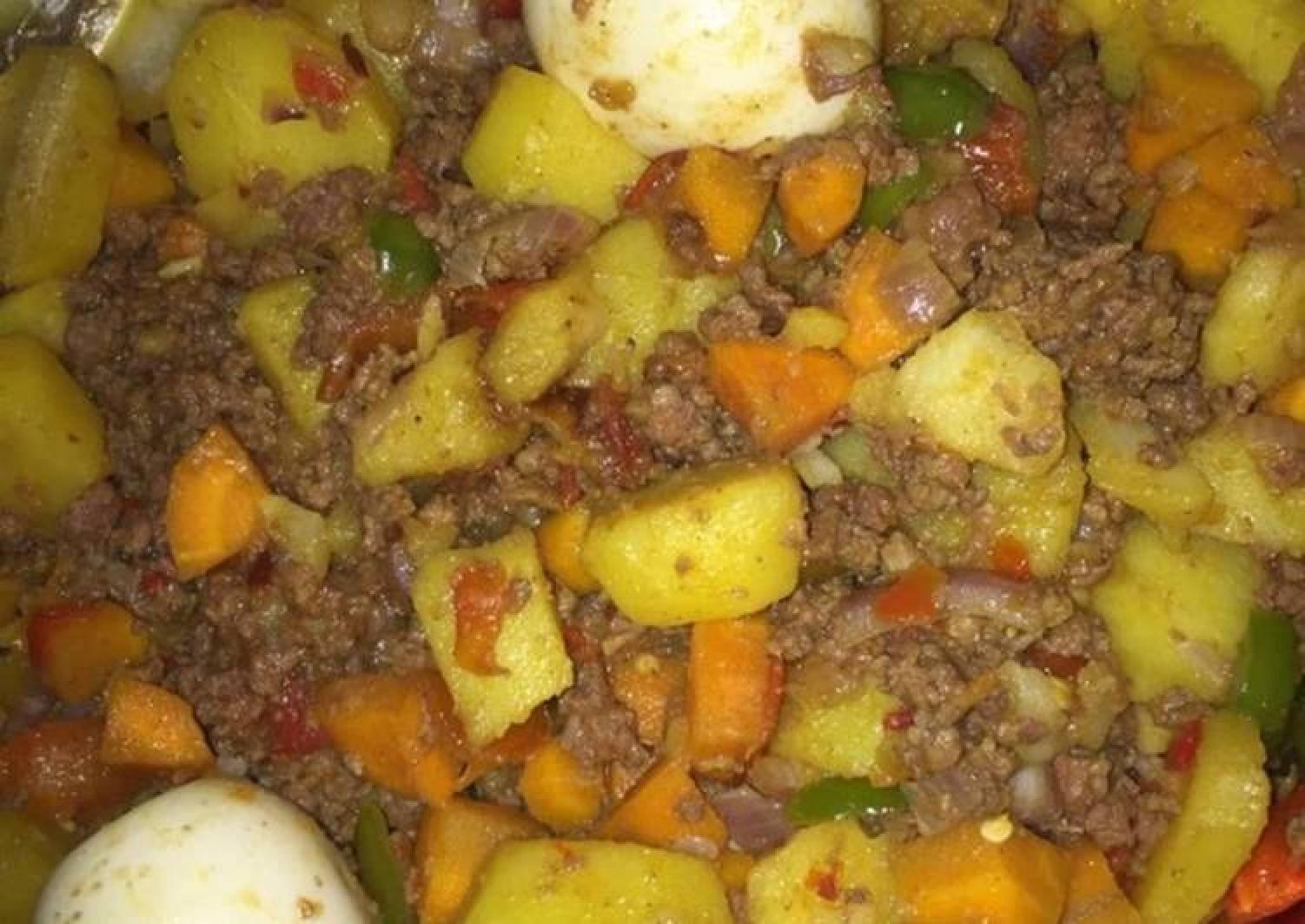 Potato casserole