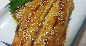 Easy Kabayaki-Style Sardines