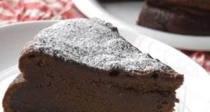 Simple  Easy Lavish Gateau au Chocolat