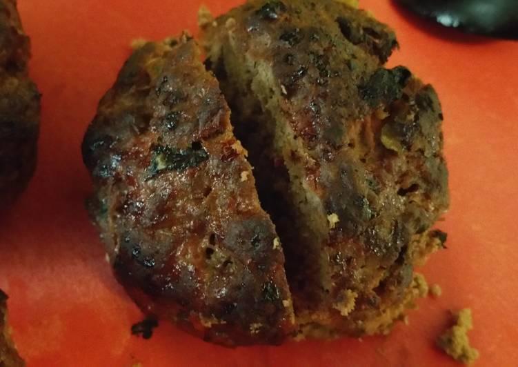 Kitchen Sink Meatloaf