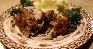 Polish moms Italian meatloaf