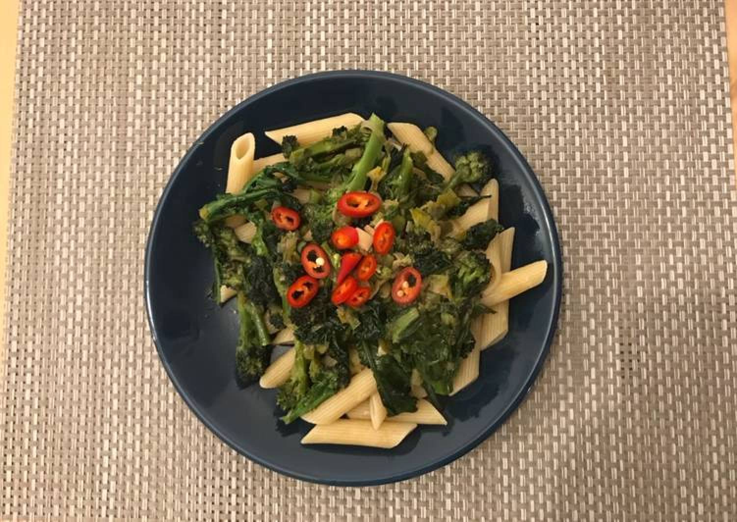 Recipe Of Gordon Ramsay Purple Broccoli And Kale Pasta The Cooking Guide
