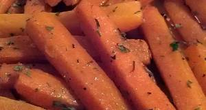 Vickys Healthier Carrot Chips / Fries