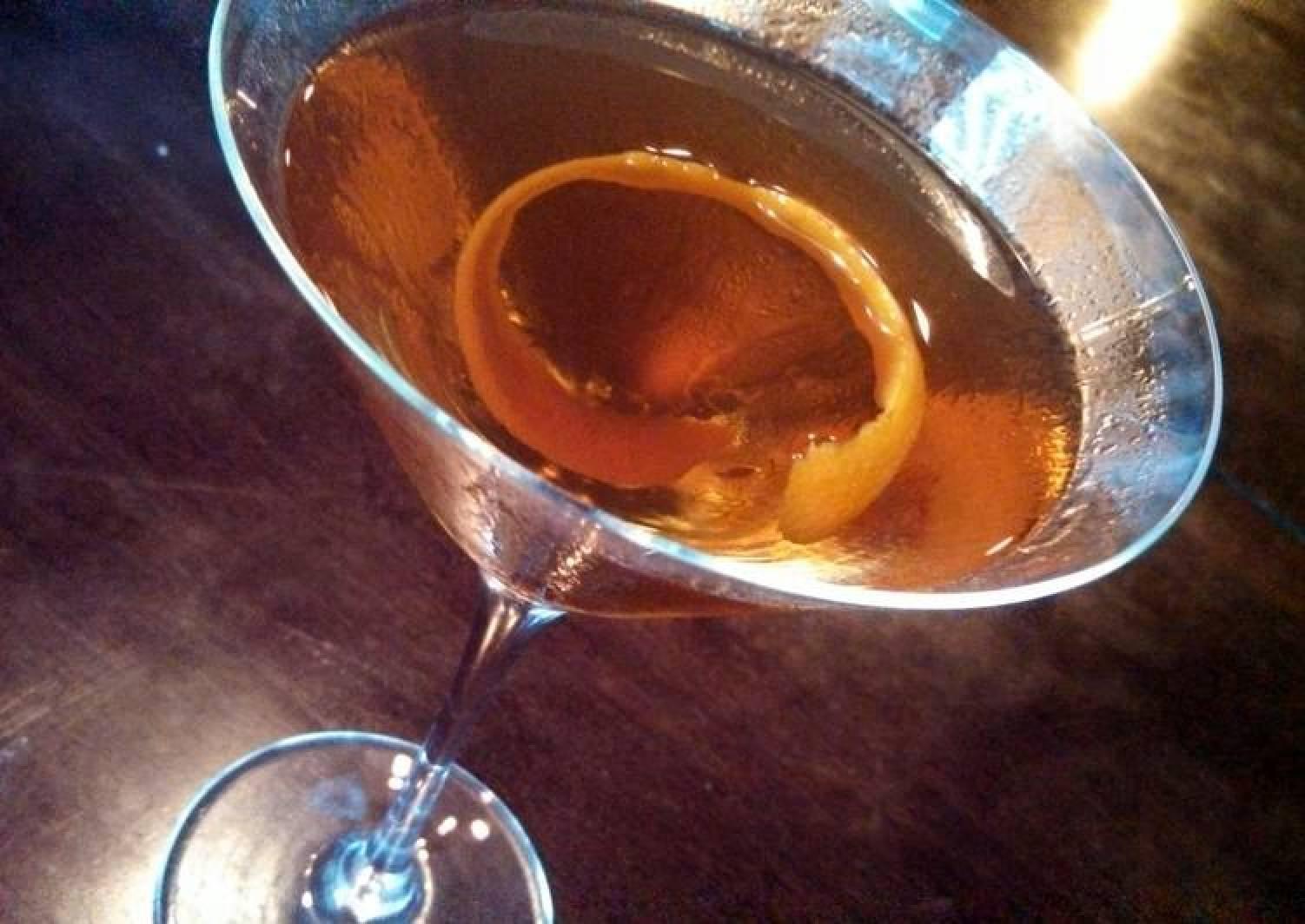 Bombay Cocktail