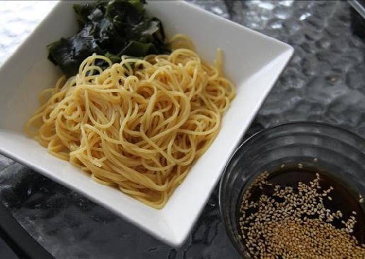If You Live Overseas Use Pasta To Make Chinese Noodles