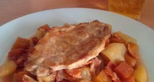 Vickys Irish Coddled Pork  Cider GF DF EF SF NF