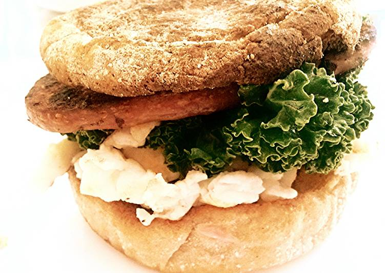 Breakfast Protein Sandwich