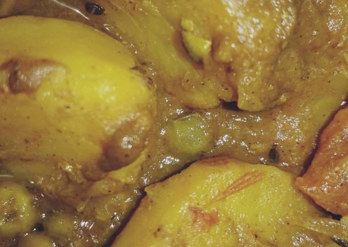 Recipe of Gordon Ramsay Aloo dum