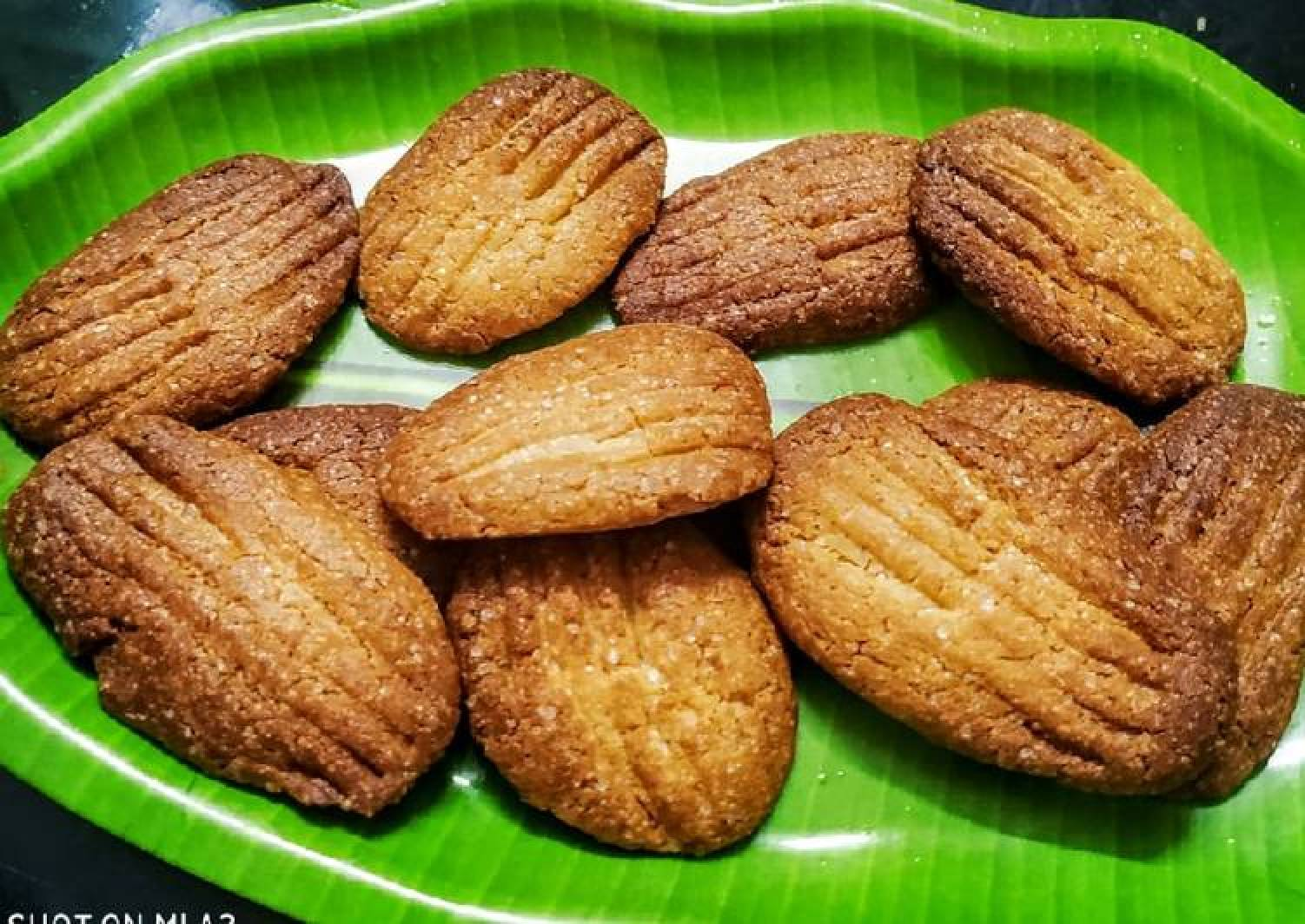Wheat flour biscuit