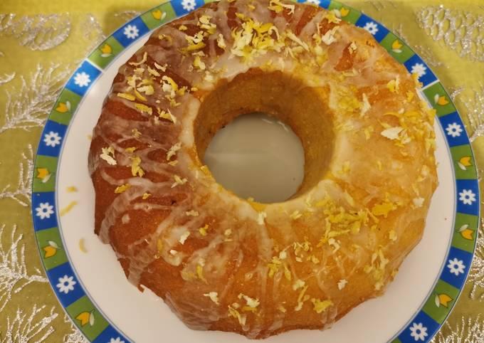 Schritt für Schritt Anleitung Um Jamie Oliver Zitronen-Joghurt-Kuchen zu machen