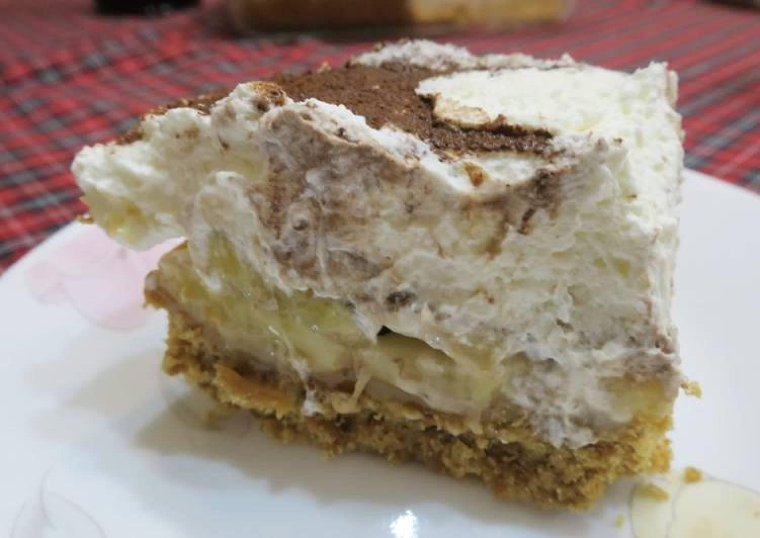 S's banoffee pie (very easy)
